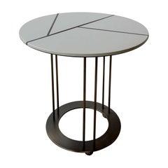Aureola CF1 F Green Side Table