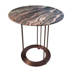 Aureola CF1 Marble Side Table