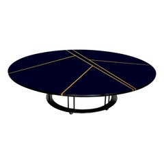 Aureola CF2 F Black Coffee Table