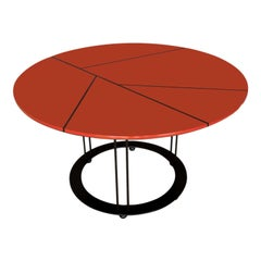 Aureola CF4 F Red Coffee Table