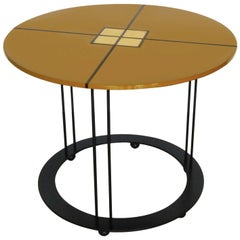 Aureola CF5 C Saffron Side Table