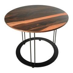 Aureola Coffee Table with Ebony Top
