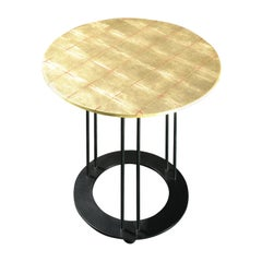 Aureola Gold Coffee Table