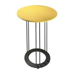 Aureola Yellow Tall Coffee Table