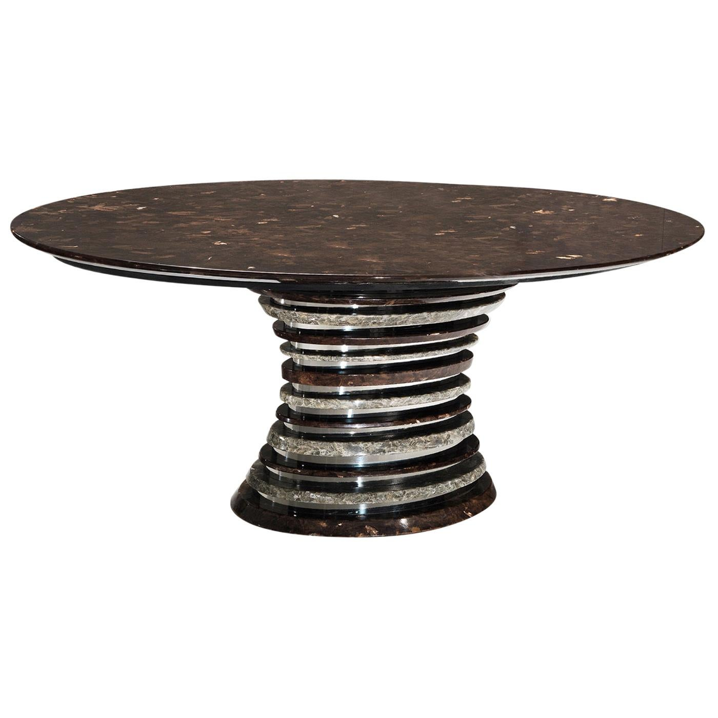 Auriga Oval Dining Table