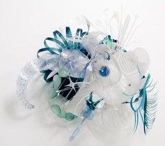 Marina Gasolina, Dimensional Wall Sculpture, Recycled Materials, Eco-friendly
