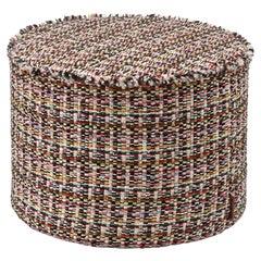 Austin Cylindrical Pouf