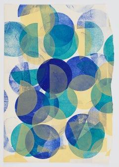 Small Circles of Blue