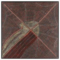 Australian Aboriginal Painting by Kathleen Petyarre