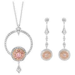 Australian Argyle Pink Diamond Collection