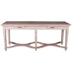 Austrian Console Table