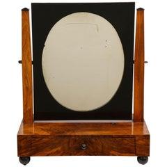 Austrian Dressing Table Mirror, circa 1830