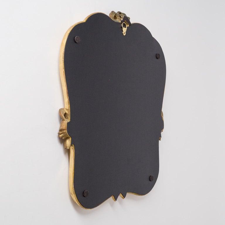 Austrian Giltwood Mirrors, circa 1930, Max Welz For Sale 2