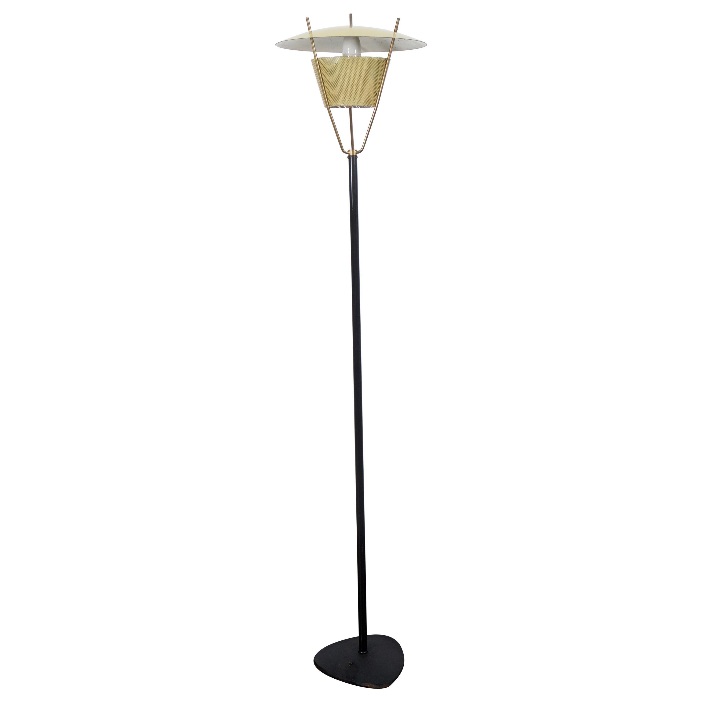 Austrian J.T. Kalmar Floor Lamp