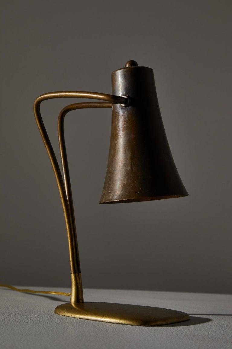 Austrian Table Lamp For Sale 4
