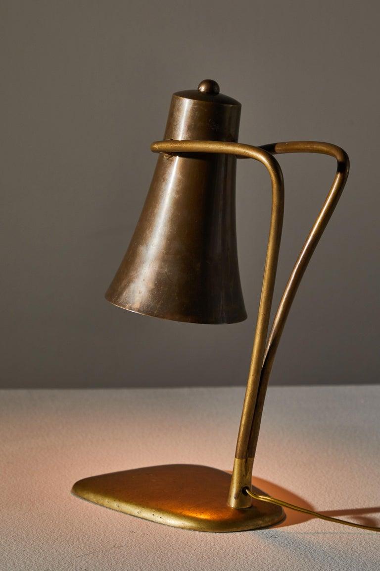 Austrian Table Lamp For Sale 1