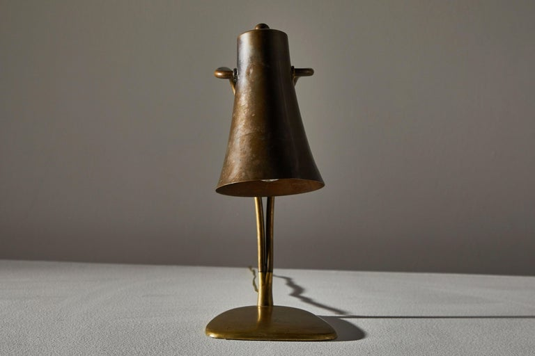 Austrian Table Lamp For Sale 2