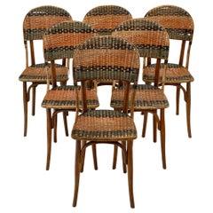 Austrian Thonet Bistro Chairs