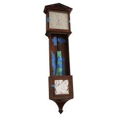 Austrian Wooden Wall Clock