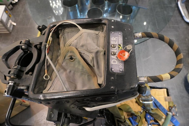Mid-20th Century Authentic Aircraft Martin Baker Ejection Seat MK5 For Sale