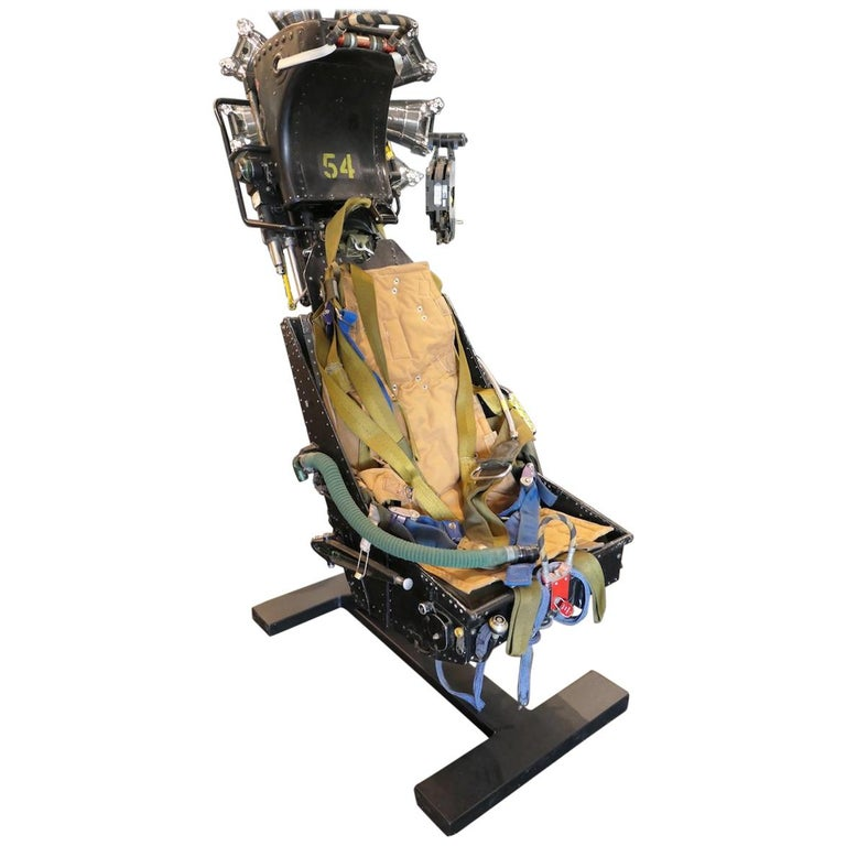 Authentic Aircraft Martin Baker Ejection Seat MK5 For Sale