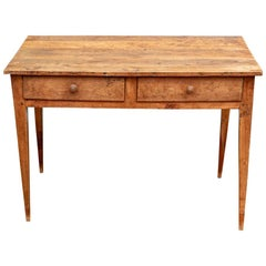 Authentic Antique French Farm/ Work Table