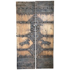 Authentic Beautiful Wooden Chinese Door