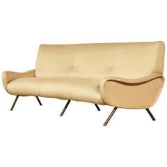 Authentic Marco Zanuso Lady Sofa, Arflex, Italy, 1960s
