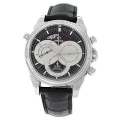 Authentic Men's Omega De Ville Rattrapante Chronoscope Co-Axial Watch