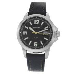 Authentic Men's Tourneau Seapearl Stainless Steel Quartz Watch