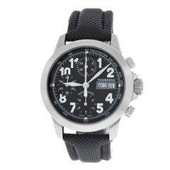 Authentic Men's Tourneau Sportgraph Valjoux Chronograph Day Date Watch