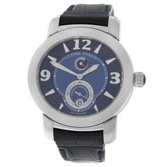 Authentic Men's Ulysse Nardin Macho Palladium Automatic Watch