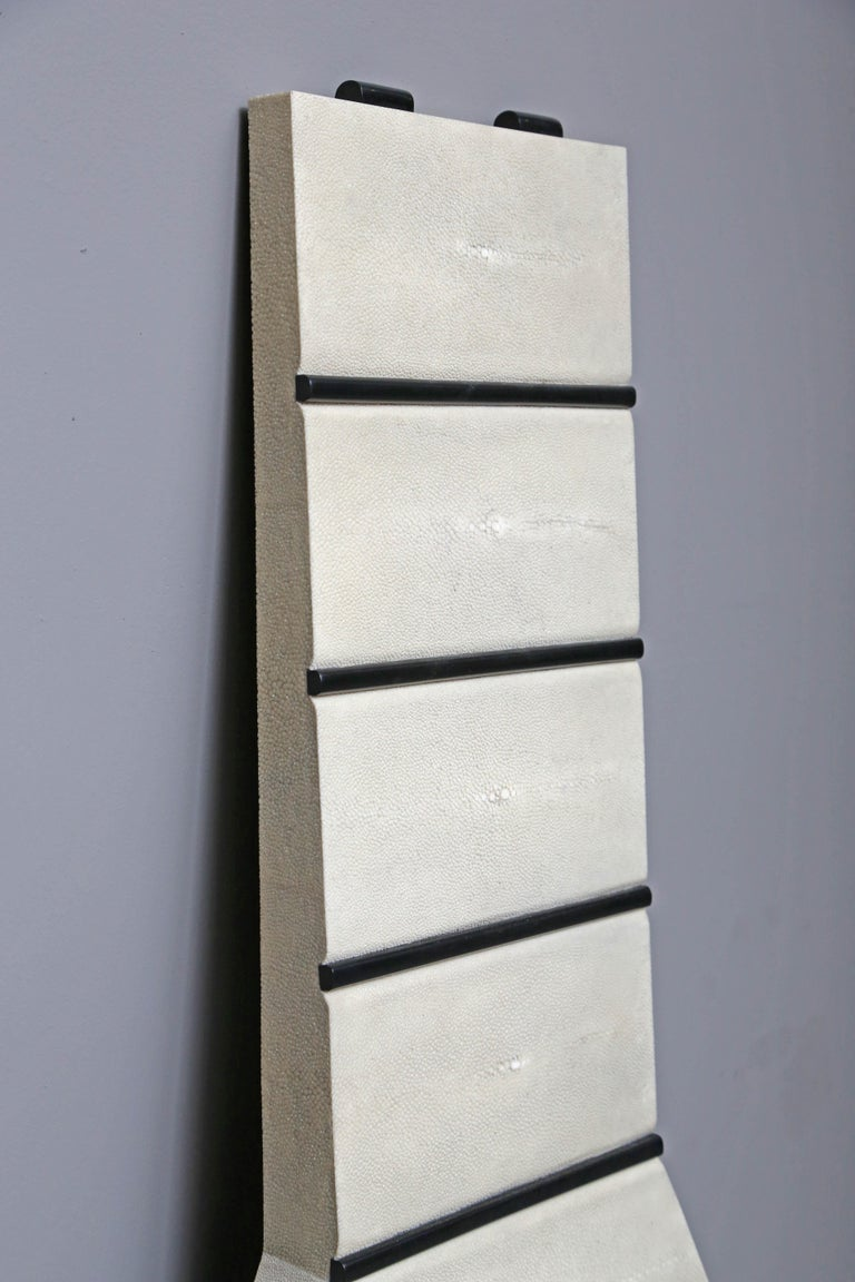 Contemporary Authentic Shagreen