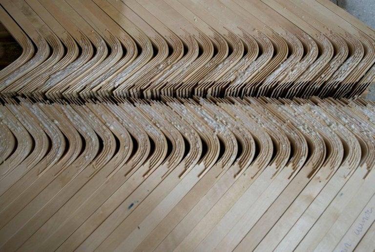Authentic Stool E60 in Birch by Alvar Aalto & Artek For Sale 5