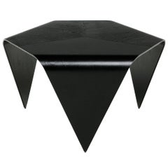 Authentic Trienna Table in Black Stain by Imari Tapiovaara & Artek