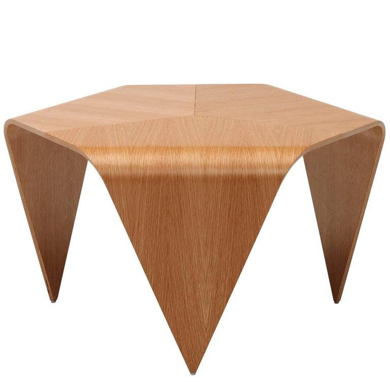 Authentic Trienna Table with Oak Veneer by Ilmari Tapiovaara & Artek
