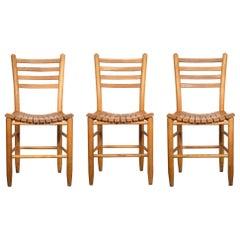 Authur Umanoff Style Farmhouse Chairs c.1970