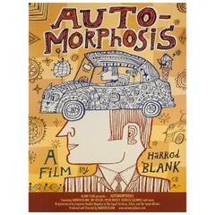 """Automorphosis"" 2009 U.S. Film Poster"