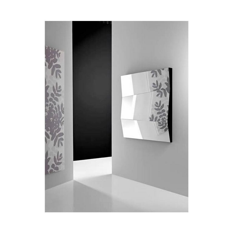 Modern Autostima Wall Mirror, Designed by Giovanni Tommaso Garattoni, Made in Italy For Sale