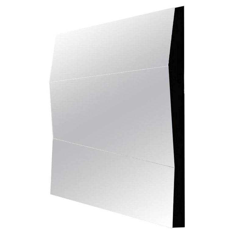 Autostima Wall Mirror, Designed by Giovanni Tommaso Garattoni, Made in Italy For Sale