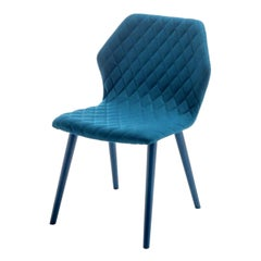 Ava Chair by Michael schmidt, Made in Italy