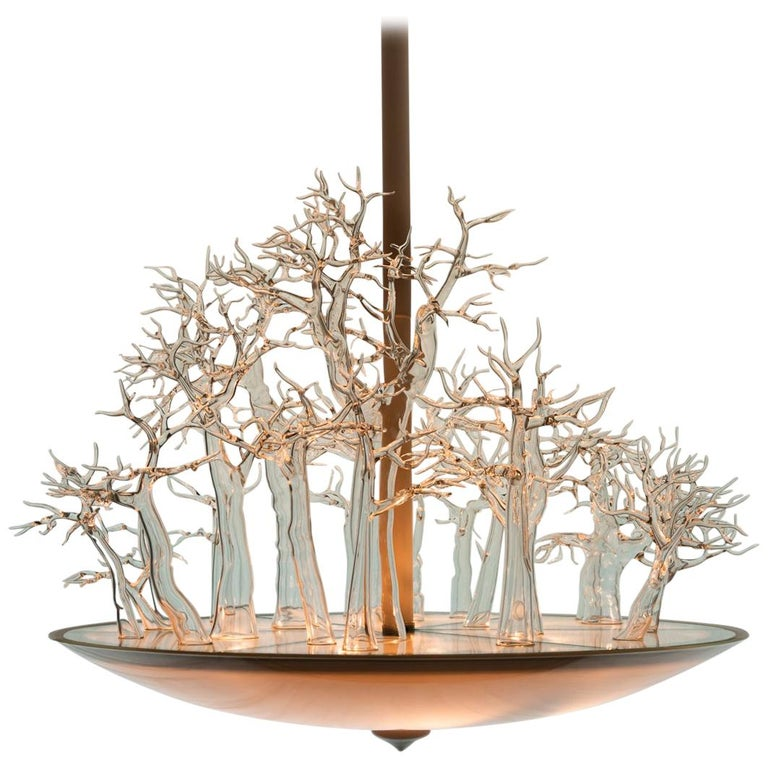 """Avatar"" Chandelier by Roberto Rida and Simone Crestani, Italy, 2019 For Sale"