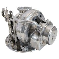 Aviation Coffee Table Kerosene Management Pump Refueler
