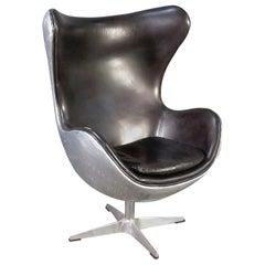 Aviator Wingback Chair