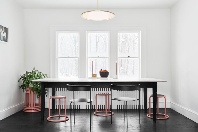 Modern Avoa Chair in Black by Pedro Paulo Venzon For Sale