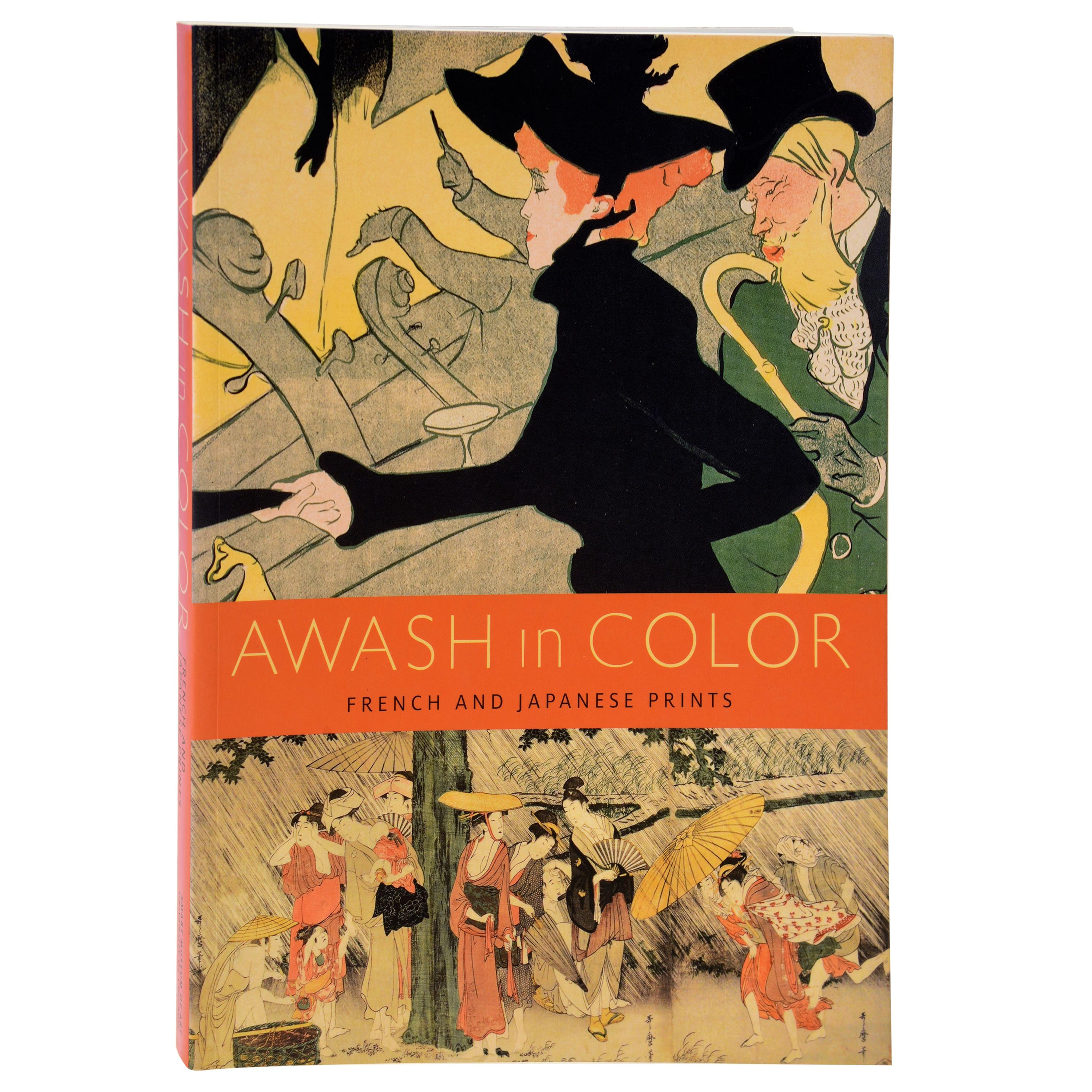 Awash in Color French and Japanese Prints by Chelsea Foxwell