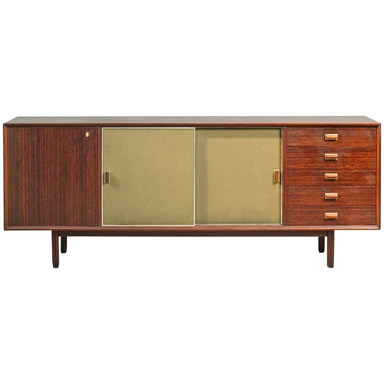Awesome Italian Midcentury Sideboard For Sale At 1stdibs