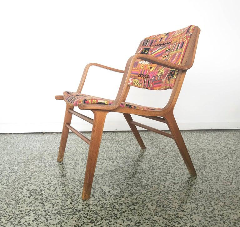 Mid-Century Modern AX Chair by Peter Hvidt & Orla Mølgaard-Nielsen For Sale