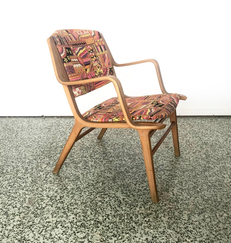 20th Century AX Chair by Peter Hvidt & Orla Mølgaard-Nielsen For Sale