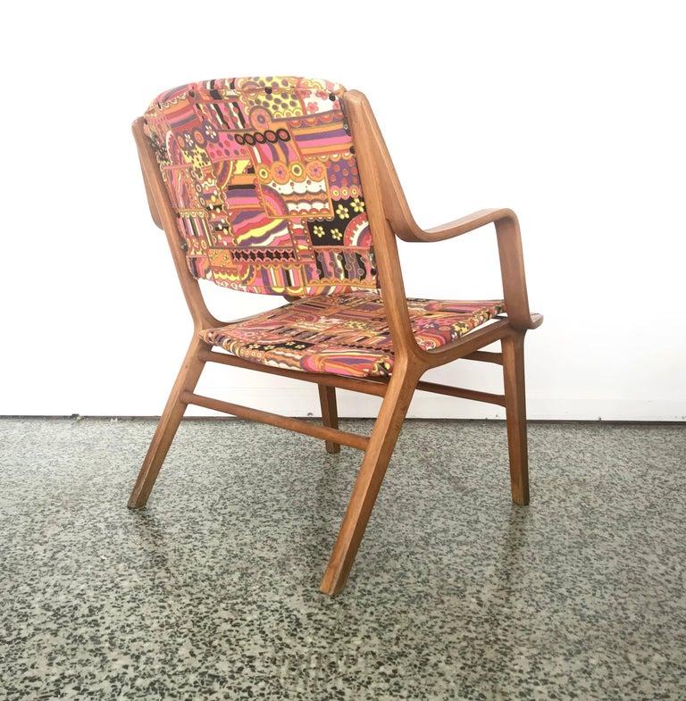 AX Chair by Peter Hvidt & Orla Mølgaard-Nielsen For Sale 2